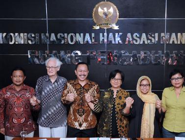 Kasus Novel Tak Kunjung Terungkap, Komnas HAM Luncurkan Tim Pemantauan