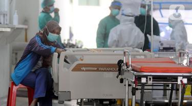 RSUD Cengkareng Dirikan Tenda Darurat untuk Pasien Covid-19