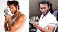 Hendry Wolverine (Sumber: Facebook/Causa Sibala)
