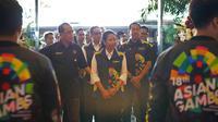 Bandara International Soekarno Hatta Jakarta dan Sultan Badaruddin Palembang memiliki peranan penting dalam menyukseskan dan memeriahkan gelaran akbar Asian Games 2018.