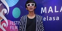 Aming, saat hadir dalam acara pengumuman nominasi Festival Film Indonesia 2019 di Plaza Indonesia, Jakarta, Selasa (12/11/2019). (Adrian Fimela.com)