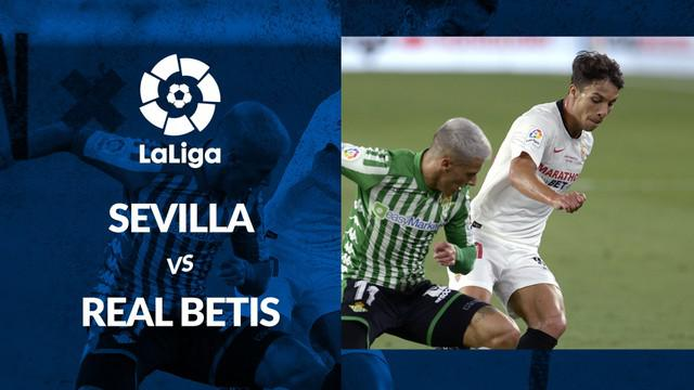 Berita motion grafis statistik Sevilla saat bungkam Real Betis 2 gol tanpa balas.