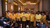 Ketua Umum DPP Partai Golkar Menggelar Tasyakuran HUT ke-56 Partainya. (Foto:Istimewa).