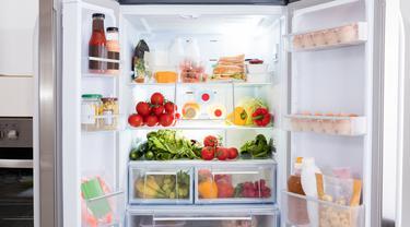 Penataan Makanan di Kulkas
