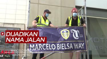 Berita Video Nama Marcelo Bielsa Dijadikan Nama Jalan Setelah Bawa Leeds United ke Premier League