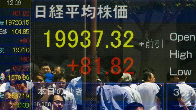 Rekomendasi Harian Indeks Nikkei 3 Juni 2020