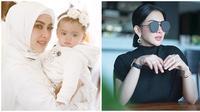 Dikabarkan Hamil, Ini 7 Penampilan Terbaru Syahrini (sumber:Instagram/princessyahrini)