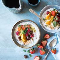 Jenis makanan yang baik dan buruk untuk dikonsumsi bagi penderita maag (Foto: Unsplash)