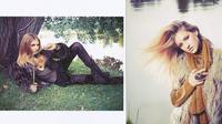 Model Simona Andrejic. Dok: Model Management