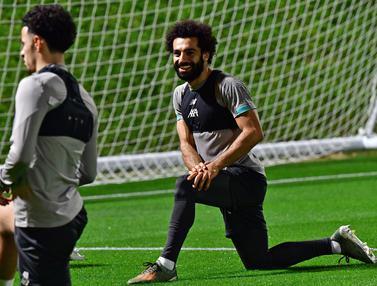Liverpool Bersiap Hadapi Monterrey di Semifinal Piala Dunia Antarklub