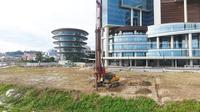 Proyek  Borneo Bay City.