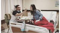 Zaskia Gotik dan Sirajuddin (Sumber: Instagram/zaskia_gotix)
