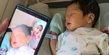 anak Nadya Mustika Rahayu dan Rizky DA 2 (Instagram/baihaqqi_syaki_ramadhan)