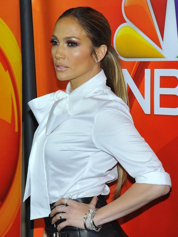 Jennifer Lopez. (AFP/Lily Lawrence)