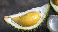 Ilustrasi durian (iStockphoto)