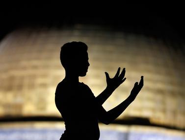Doa Menjemput Lailatul Qadar di Yerusalem