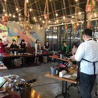 Kelas Masak di Nolita Cafe