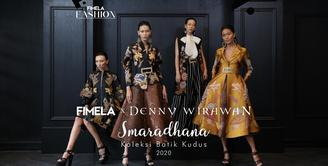 Denny Wirawan|Smaradhana|Koleksi Batik Kudus 2020