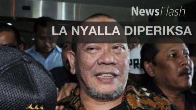 Tersangka kasus dugaan tindak pidana korupsi (TPK) dana hibah Kadin Jawa Timur, La Nyalla Mattaliti, akan kembali menjalani pemeriksaan.