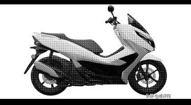 Mirip Honda PCX