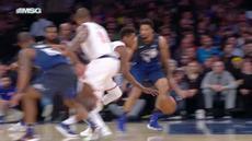 Berita video game recap NBA 2017-2018 antara Orlando Magic melawan New York Knicks dengan skor 97-73.