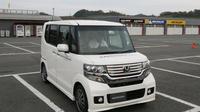 Honda N-BOX, mobil mini paling populer di Jepang sepanjang paruh fiskal pertama 2016.