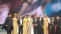 Gelar Miss Grand Indonesia 2018 dan Mahkota senilai Rp 3 Miliar berhasil diraih oleh Nadia Purwoko. (Foto: Liputan6.com/ Vinsensia D)