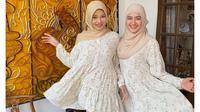 Cut Syifa dan Diandra Amelia (Sumber: Instagram/diraamel)