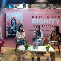 Book Launching DIGNITY./Copyright Gramedia