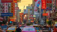 Chinatown, Thailand (Dok.Unsplash/ Geoff Greenwood)