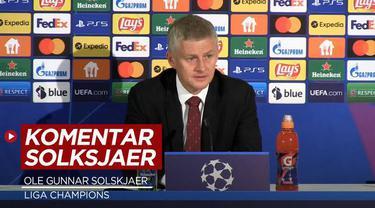 Berita Video, Komentar Ole Gunnar Solskjaer usai Manchester United Ditaklukkan Young Boys