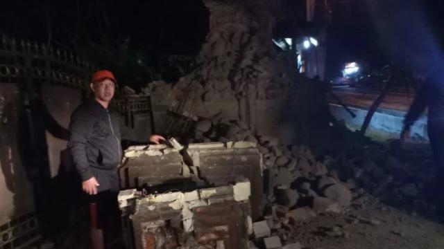 Gempa Situbondo