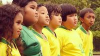 Beda Penampilan 5 Pemain Tim Kampung Bojong Ronaldowati Dulu Vs Kini (sumber: Wikipedia)