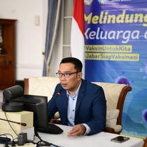Ridwan Kamil meminta masyarakat untuk patuh dan disiplin terhadap penerapan protokol kesehatan 5M secara masif.