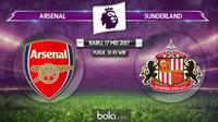 Premier League_Arsenal Vs Sunderland (Bola.com/Adreanus Titus)