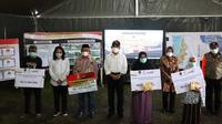 Total Bantuan BNPB untuk Korban Gempa Sulbar Mencapai Rp 27,51 Miliar