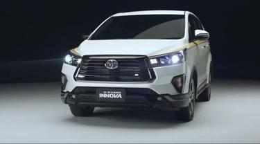 Toyota Kijang Innova Limited Edition 50th Anniversary