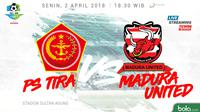 PS Tira Vs Madura United (Bola.com/Adreanus Titus)