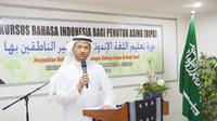 Kursus BIPA (Bahasa Indonesia bagi Penutur Asing) selama tiga bulan yang diadakan KJRI Jeddah. (Dokumentasi KJRI Jeddah)