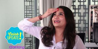 Vanessa Angel tidak mau ambil pusing saat banyak pro dan kontra dari netizen dalam hubungan asmaranya.