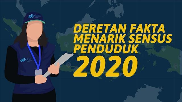 Indonesia akan melakukan sensus penduduk di tahun 2020 bersama dengan 54 negara di dunia.