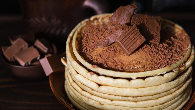 Gambar Ilustrasi Bubuk Kakao