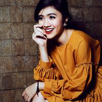 Foto eksklusif Febby Rastanty (Adrian Putra/Bintang.com)