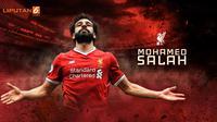 Mohamed Salah (Liputan6.com/Abdillah)
