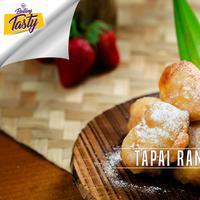 Suka makan gorengan? Coba bikin Tapai Randol yuk… (Foto: Bintang.com/Daniel Kampua, Digital Imaging: Bintang.com/Nurman Abdul Hakim)