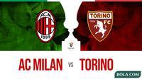 Coppa Italia: AC Milan vs Torino. (Bola.com/Dody Iryawan)