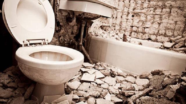 Ilustrasi toilet kotor (iStock)