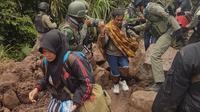 Kapolda Papua Irjen Boy Rafli Ammar mengungkapkan ada warga kampung yang disandera kelompok bersenjata tak mau dievakuasi. (istimewa)