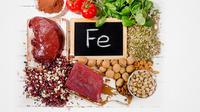 5 Makanan yang Kaya Zat Besi
