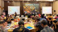 Direktorat Jenderal Prasarana dan Sarana Pertanian (PSP) Kementerian Pertanian (Kementan) menyelenggarakan Konsolidasi Hasil Pembangunan Prasarana dan Sarana Pertanian Semester I TA. 2019.